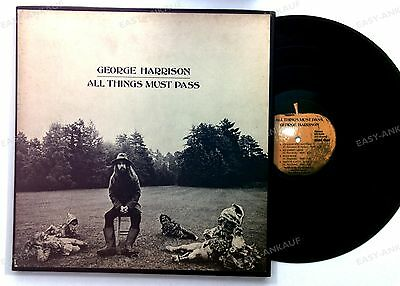 George Harrison - All Things Must Pass US 3LP 1970 //5