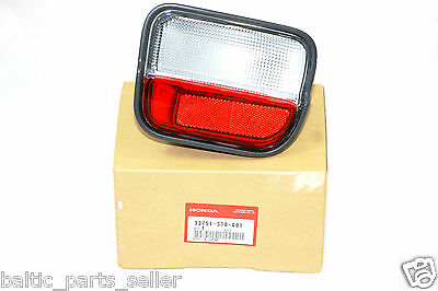 Honda CR-V  MK I 1995-2002 Lower Bumper tail right fog lamp light  33751S10G01