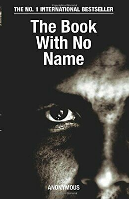 The Book With No Name (The Bourbon Kid Trilogy) by Anonymous, . Paperback Book