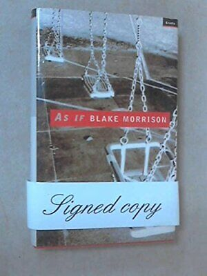 As If by Morrison, Blake Hardback Book The Cheap Fast Free Post
