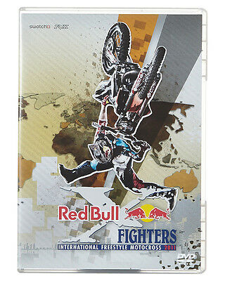 New Garage Entertainment X Fighters 2011 Dvd Steel Pu Multi N/A