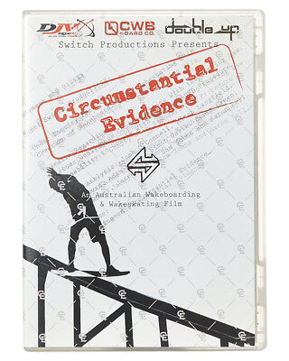 New Garage Entertainment Circumstantial Evidence Dvd Video Movie Film Multi N/A
