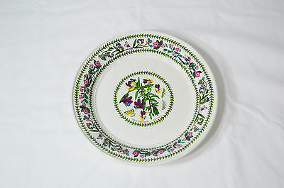 "Portmeirion Variations Heartsease 7 1/4"" Plate"