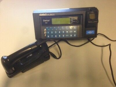 Control Module Inc CMI Genus G1 Mark II Fingerprint + Scanner