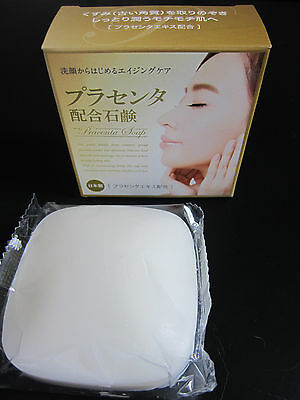 Fabulous PLACENTA SOAP  / Made in Japan Beauty - Compare Mosbeau