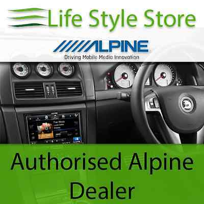 "Alpine 7"" Premium Navigation for VE Commodore Series 1"