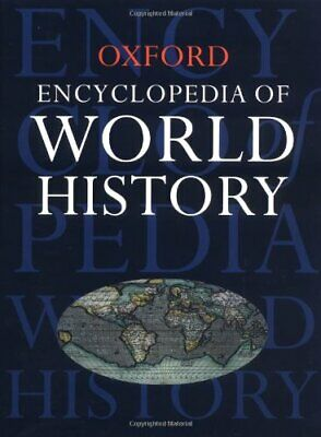 Oxford Encyclopedia of World History, Market House Books Ltd Hardback Book The