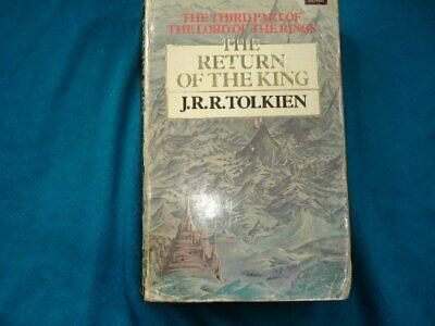 The Lord of the Rings Part Three: The Return of ... by Tolkien, J.R.R. Paperback