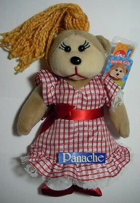 """Skansen Beanie Kid """"madison The Bear"""" Mint With Mint Tag  March  2012  Release"""