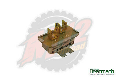 Instrument Voltage Stabilizer - Land Rover Series 2 / 2a / 3 - BE 3578
