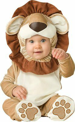 Baby Boys Girls Brown Lion Animal Halloween Carnival Fancy Dress Costume Outfit