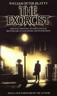 The Exorcist by Blatty, William Peter Paperback Book The Cheap Fast Free Post