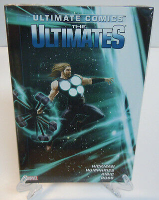 Ultimate Comics Ultimates Hickman Vol 2 Marvel Comics HC Hard Cover New Sealed