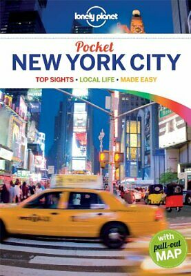 Lonely Planet Pocket New York (Travel Guide) by Presser, Brandon Book The Cheap