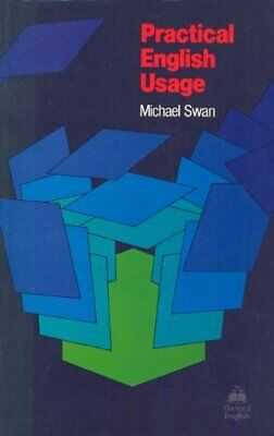 Practical English Usage by Swan, Michael Paperback Book The Cheap Fast Free Post