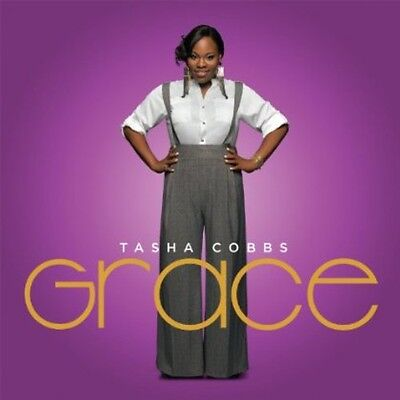 Tasha Cobbs - Grace [New CD]