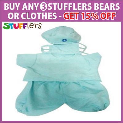 Doctor Clothing Outfit by Stufflers – Will fit on a Build a bear