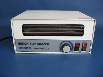 Desco Bench Top Ionizer
