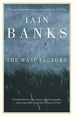 The Wasp Factory by Banks, Iain Paperback Book