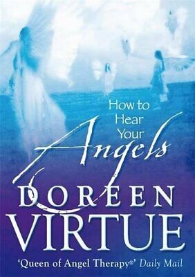 How To Hear Your Angels by Virtue PhD, Doreen Paperback Book The Cheap Fast Free