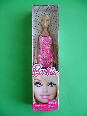 NIB Barbie Doll Mattel 2012 - FAST Free Shipping US