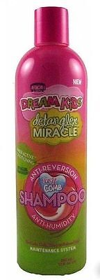 African Pride Dream Kids Detangler Miracle Anti-Reversion Shampoo