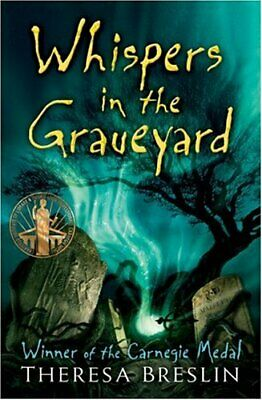 Whispers in the Graveyard by Breslin, Theresa Paperback Book The Cheap Fast Free