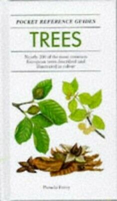 Trees (Pocket Reference Guides) by Fitzsimons, Cecelia Hardback Book The Cheap