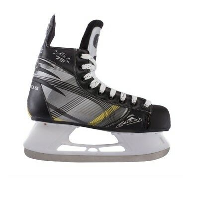 New Flite Chaos skate (sz 16-16.5 shoe) size mens 15 EE senior sr men rec hockey