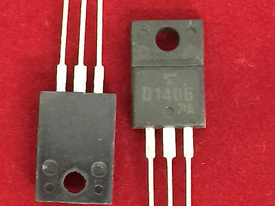 2SD1406, D1406 Silicon NPN Transistor Lot of 10pcs