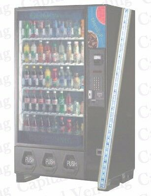 LED Kit for Dixie Narco 5591, 2145, 2045 Vending Machines