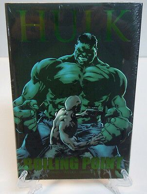 The Incredible Hulk: Boiling Point 40 41 42 43 Marvel HC Hard Cover New Sealed