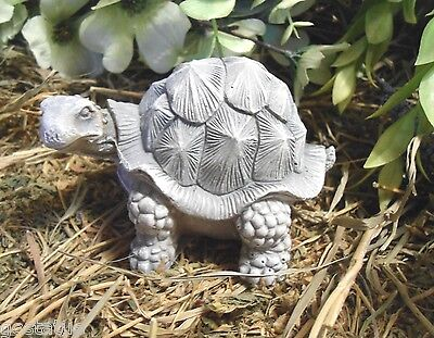 Latex only turned head turtle  Mold Plaster mold Concrete mold