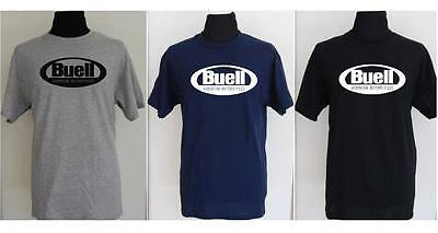 BUELL motorcycle t-shirt - SMALL to 2XL -The Allsorts Group