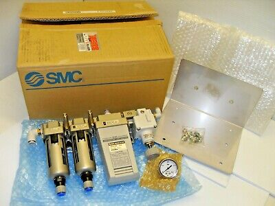 **NEW** SMC PNEUMATIC  IDG10V-02C-X257 Assembly IDG10-02 Membrane Air Dryer  NIB