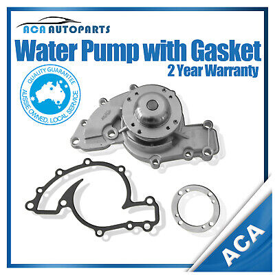 Holden Commodore Water Pump V6  VN VP VR 1988-7/2004 VS VT VU VX VY 3.8L+ Gasket