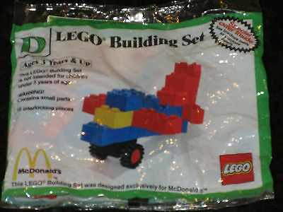 McDonalds Lego Building Set D MIP 1990 - Still Sealed Happy Meal toy vintage