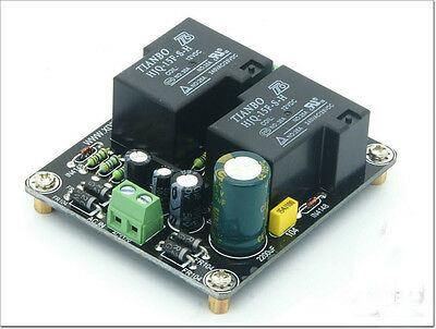 30A Stero Power amp Speaker protection board