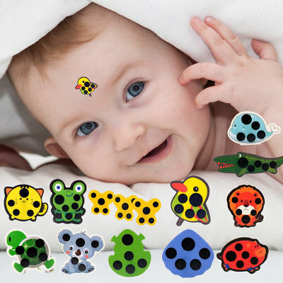 Hot Baby Kid Forehead Strip Head Thermometer Fever Body Temperature Test 35℃-40℃