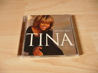 Doppel CD Tina Turner - All the Best - 2004 - 33 Songs