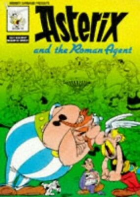 Asterix Roman Agent BK 10 (Classic Asterix Paperb... by Goscinny, Ren� Paperback