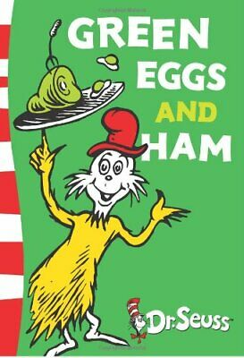 Green Eggs and Ham: Green Back Book (Dr. Seuss - Gree... by Seuss, Dr. Paperback