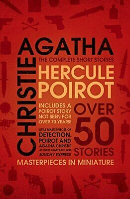 Hercule Poirot: the Complete Short Stories by Christie, Agatha Paperback Book