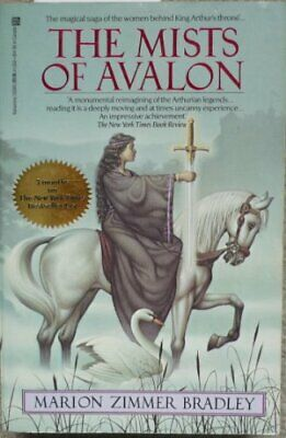 The Mists of Avalon by Bradley, Marion Zimmer Book The Cheap Fast Free Post