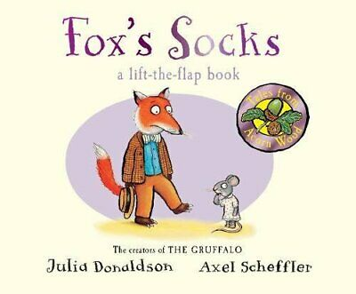 Fox's Socks (Tales From Acorn Wood) by Donaldson, Julia Book The Cheap Fast Free