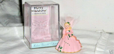 Pink Pristine Angel, Miniature Figure, 1997, Madame Alexander with display case