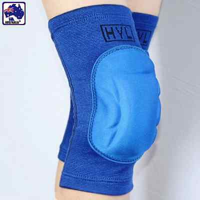 2PCS Knee Protector Foam Pad Guard Gym Support Brace Training Dance OKNEE9091x2