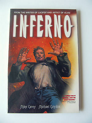Inferno - Mike Carey Graphic Novel