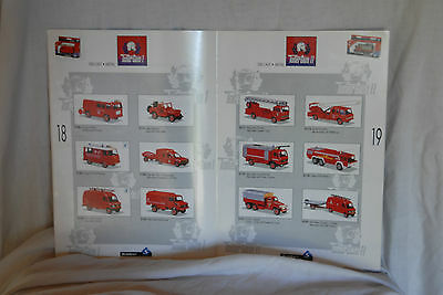 1993 Solido Catalog, France, 1/43 scale, Diecast Models, 28 pages