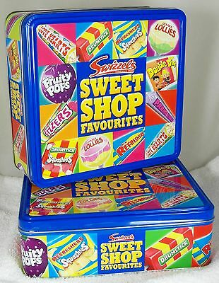 1 Swizzels Matlow Sweet Shop Favourites Tin 750G Xmas - Birthday - Retro Gift